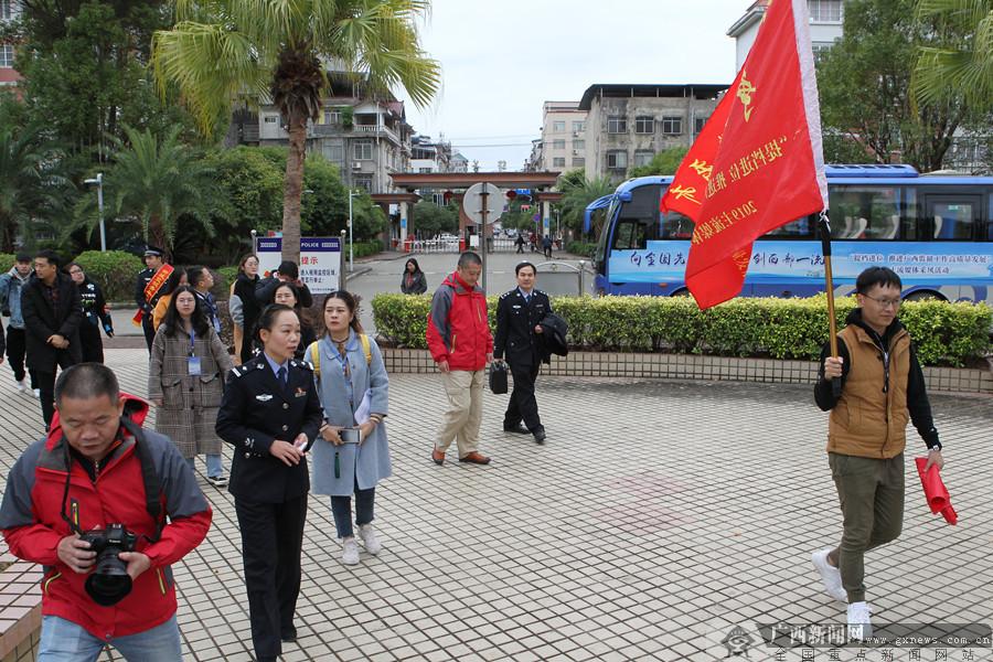 廣西柳城監獄精神文明之花盛放
