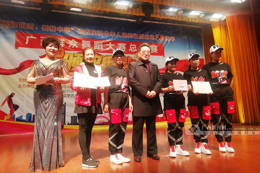 2019广西群众舞蹈大赛收官 历时4个月唱响主旋律