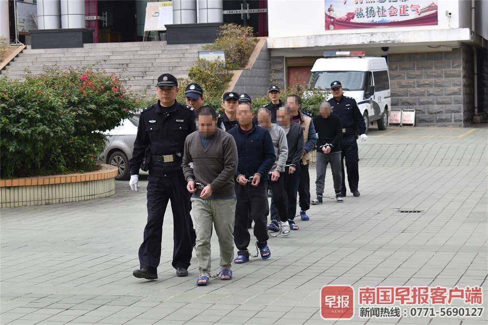 玉石藏毒快递到广西 两名云南毒贩分别获刑十五年