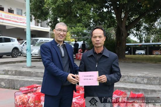 南宁市邕宁区鼓励民营企业助力脱贫攻坚