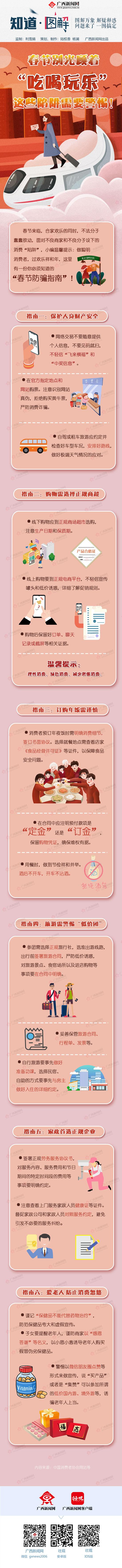 """【知道・图解】春节别光顾着""""吃喝玩乐"""",这些陷阱需要警惕!"""