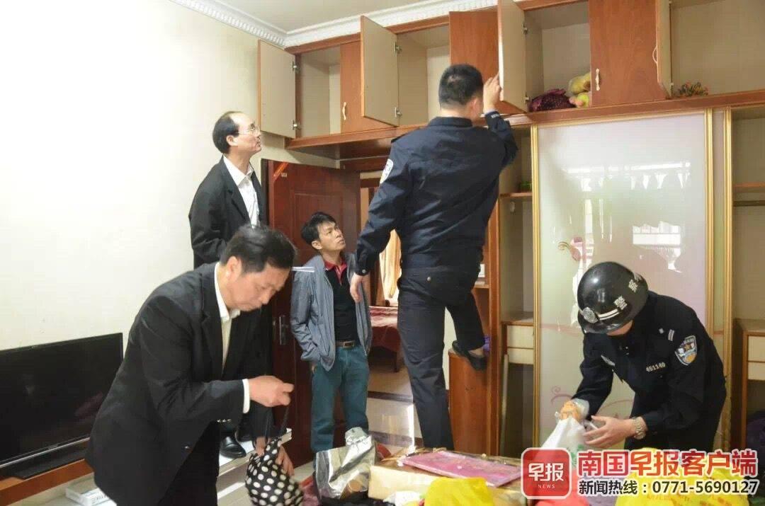 """房屋已拍卖""""夙儒赖""""却不愿搬,法官帮强制""""挪"""