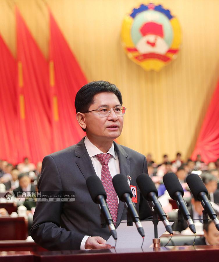 中國人民政治協商會議廣西壯族自治區委員會常務委員會工作報告(摘要)