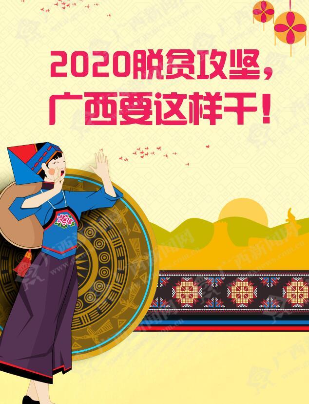 【桂刊】2020脱贫攻坚,广西要这样干!