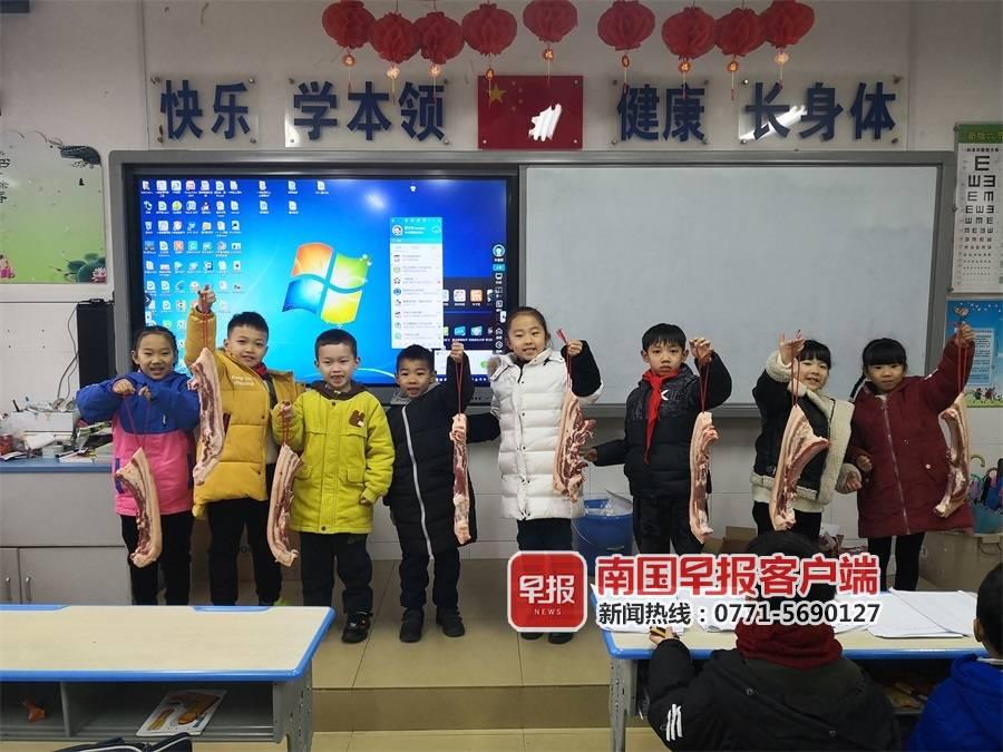 桂林这9名学生考试双百分,获奖两斤猪肉