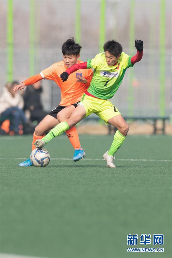 中日韩青少年足球邀请赛赛况
