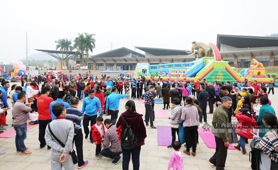 春节不打烊!南宁李宁体育园新春体育庙会即将登场