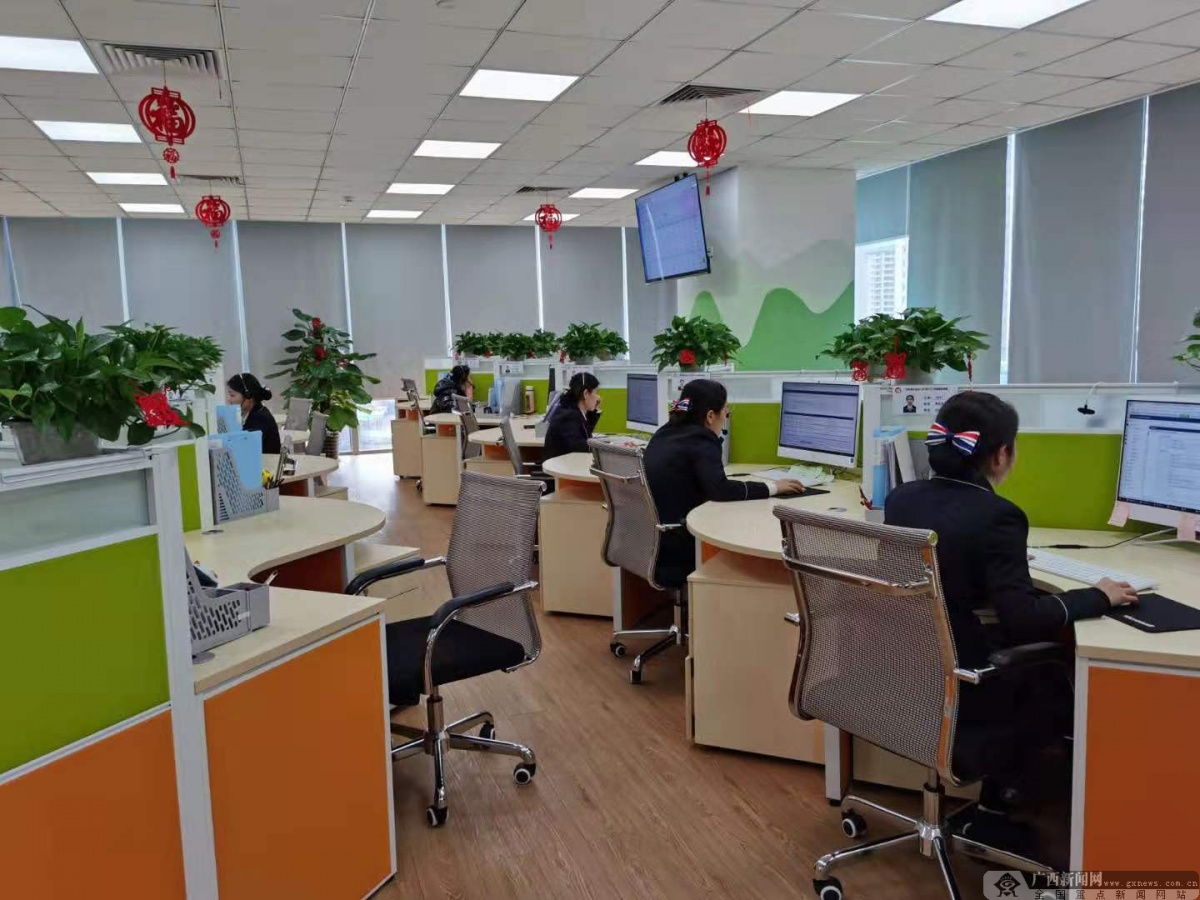 """广西12345政府服务热线成为疫情防控的特殊""""渠道"""""""