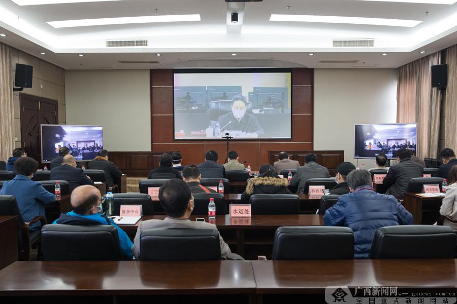 广西交通运输厅推五大举措 进一步落实疫情防控工作