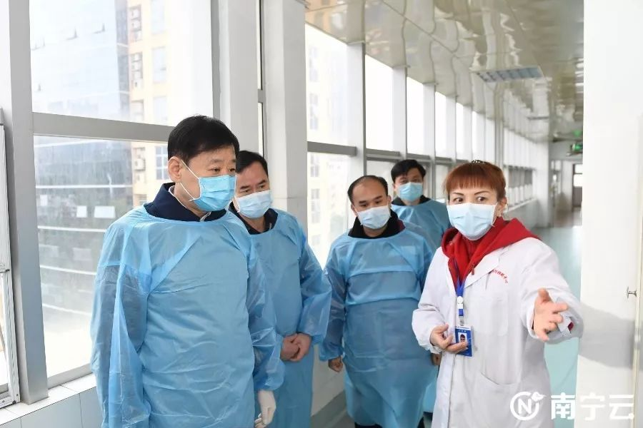 王小东到疫情防控物资生产企业和市疾控中心调研检查