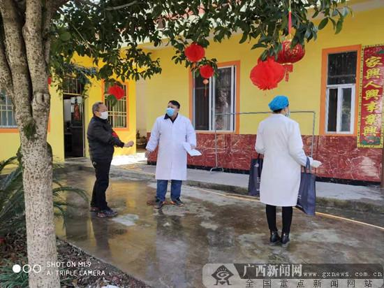 安和鎮平崗村支書尹海泉帶領群眾抗擊疫情紀實