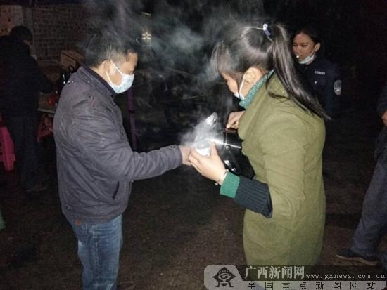 邕宁区:凡人善举 汇聚疫情防控的暖流
