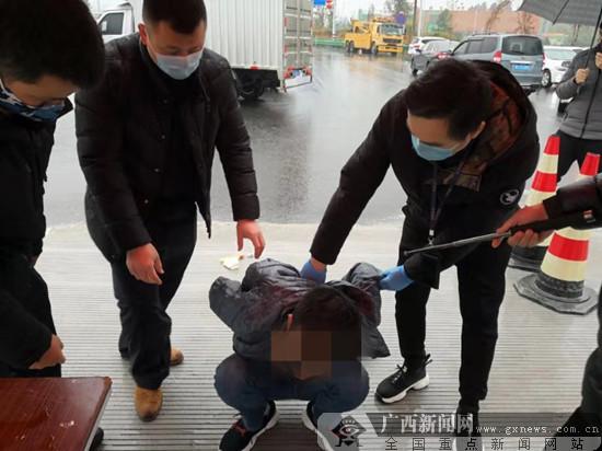 荔浦警方速破一起特大盗窃金店案