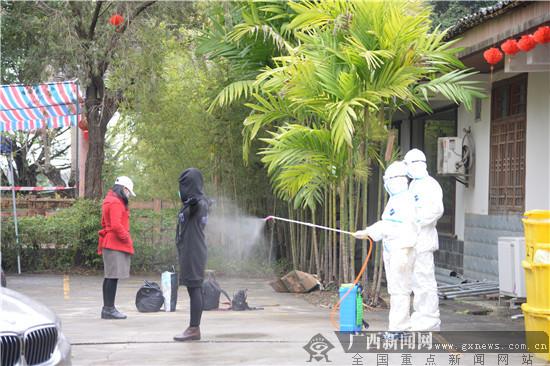 南宁市卫生计生监督所:抗疫一线 我们永不退缩