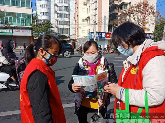 """柳北雅儒街道社区:铿锵玫瑰在战""""疫""""一线绽放"""
