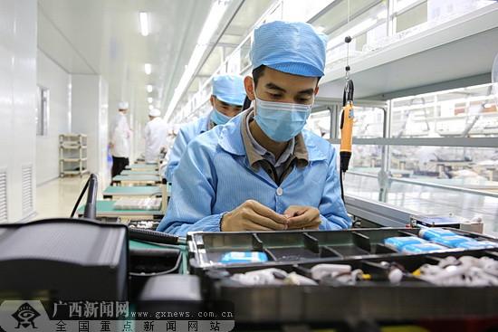 """环江""""十举措""""支持企业复工复产匆匆贫苦工人脱贫"""