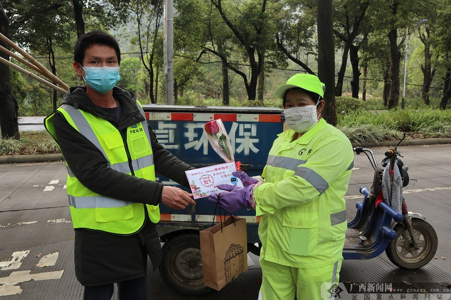 """中建五局广西公司工会""""三八""""节活动精彩纷呈"""