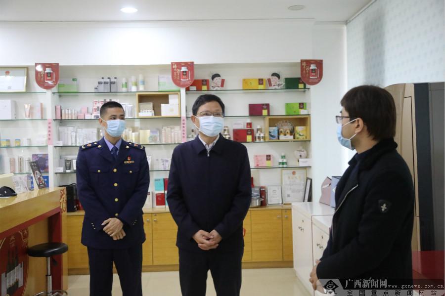 南宁市市场监管局加强疫情期间价格监管