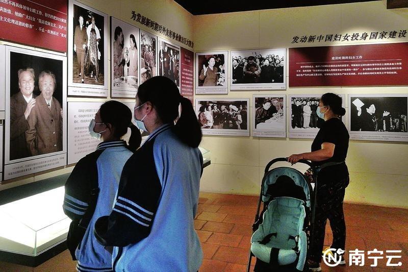 南宁市文化场馆有序恢复开放 需测体温、扫码进馆