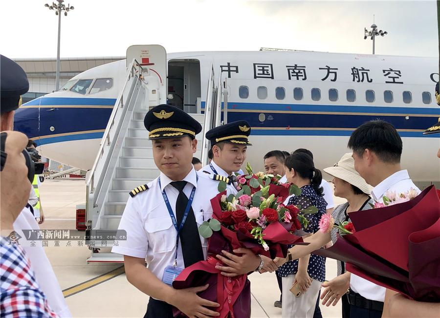 """玉林福绵机场试飞成功 玉林人民的""""航空梦""""即将实现"""
