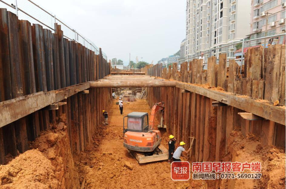 广西计划建设改造地下管网超1万公里 投资额445亿