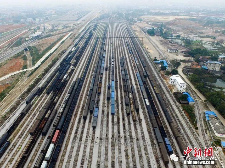 涉南宁、柳州、桂林…广西铁路建