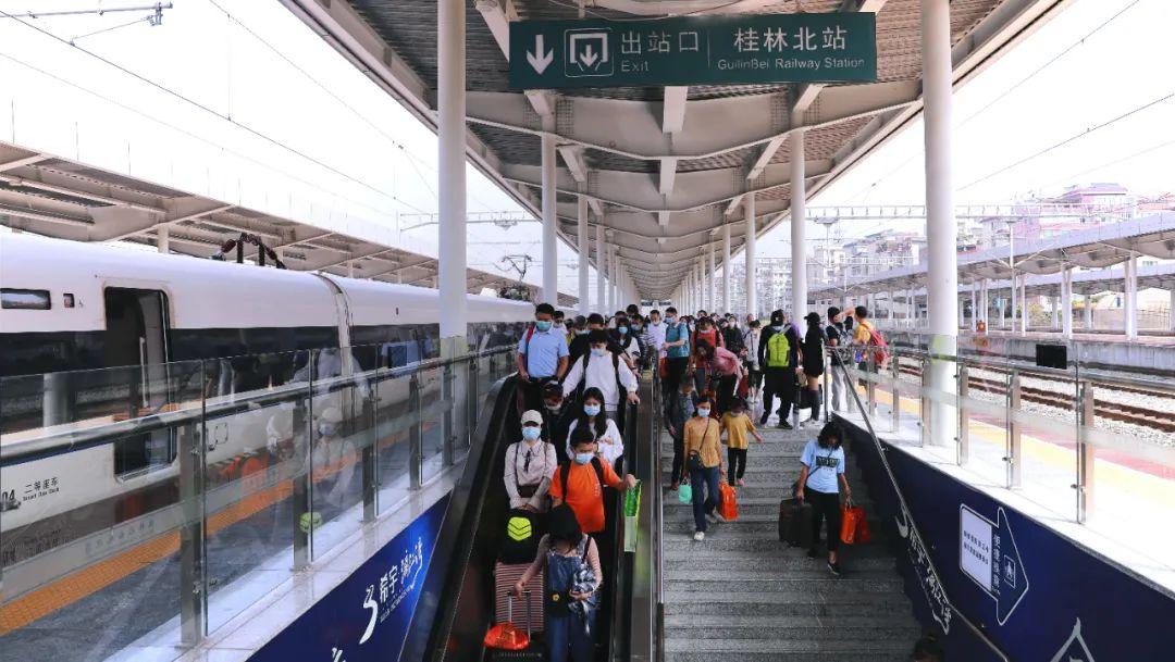 广西高铁站最多的城市竟是TA!一