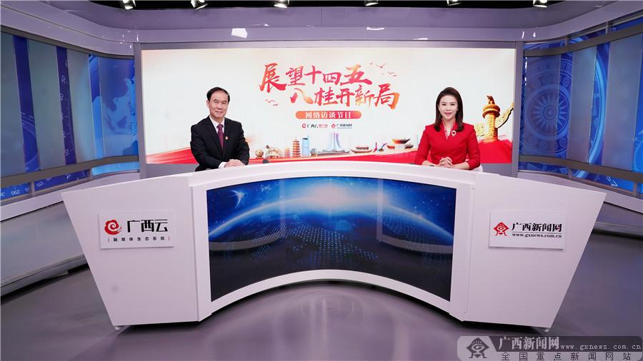 打造中国—东盟陆海新通道 广西