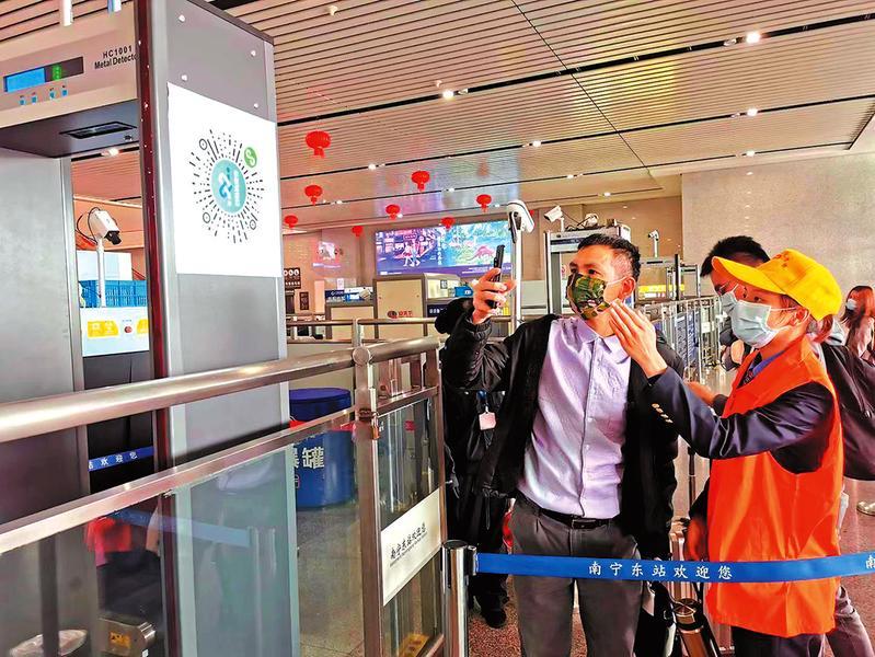 广西铁路计划开行赴粤返岗专列 百色恭城务工人员可免费报名乘坐