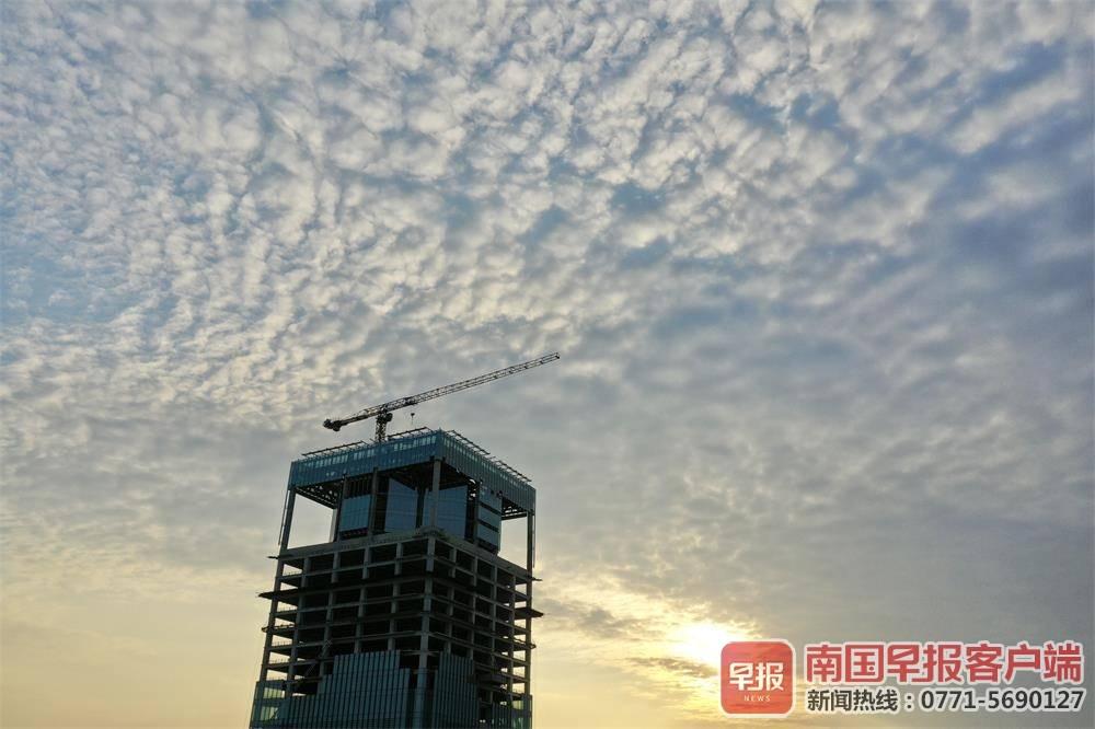雨水缺货,广西这几天的天气还是晴晴晴