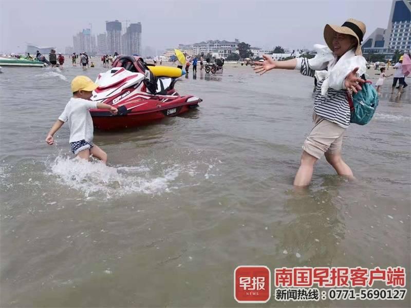 清明假期3天,广西共接待游客104