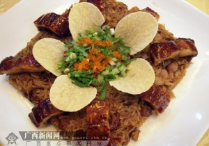 海富酒楼:丰收鳗鱼蟹子饭
