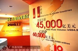 广西民众享中国东盟合作成果 买商品便捷实惠