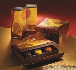 2013星巴克中秋月饼媒体品鉴会香漫民歌湖