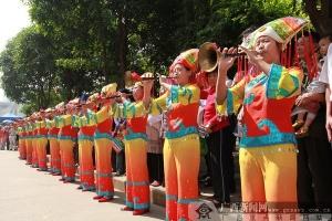 激情八音 2013年邕宁壮族八音文化旅游节抢先看
