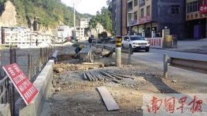 资源国土局出让土地建楼房 公路局称开发违法叫停