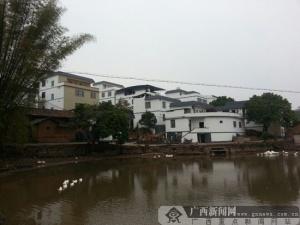 邕宁区屯里坡分块管理 共建生态文明村