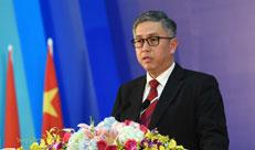 陈明耀在中国—东盟信息港论坛:打击网络犯罪讨论会上发言