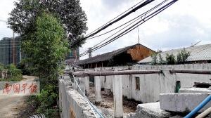 合浦一违法建筑3年仍未拆除 住建局:已在名单中