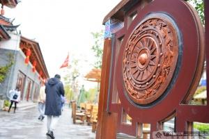 田州古城:一座烙着壮民族文化元素的古城