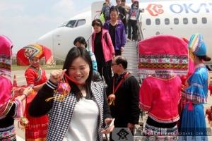 百色至深圳天津航线3月25日正式开通(图)