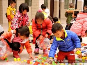 凌云:力争今年实现公办乡镇幼儿园全覆盖