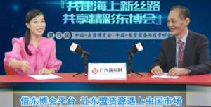 借东博会平台 让东盟资源遇上中国市场
