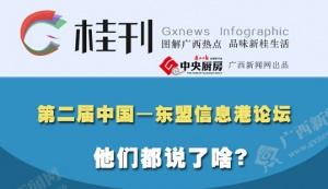 第二届中国—东盟信息港论坛他们都说了啥?