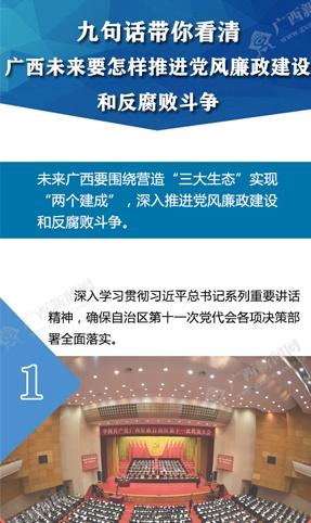 【桂刊】九句话带你看清广西未来要怎样反腐