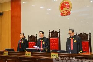 柳州市原粮食局局长陈望敏受贿案一审宣判