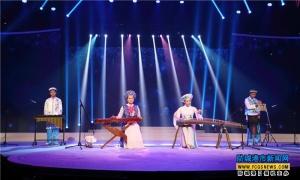 《京海琴韵》参加基层群艺汇演