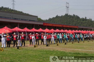 广西射箭团队获4个全运会决赛名额 男团满额出线