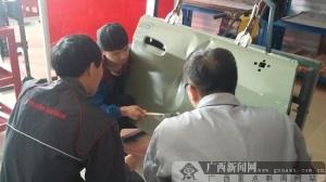 山东交通职院:宝马班双元制教学彰显国际范