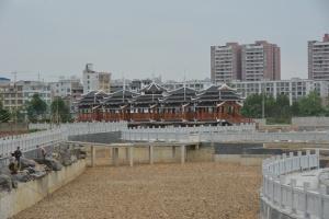 水街雏形初显 项目建设稳步推进